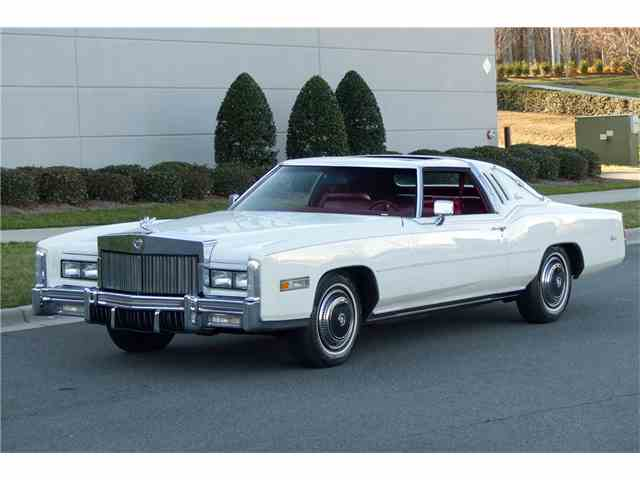 Picture of '76 Eldorado - NJCO