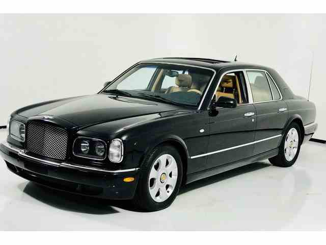 Picture of 2003 Bentley Arnage Auction Vehicle - NJCY