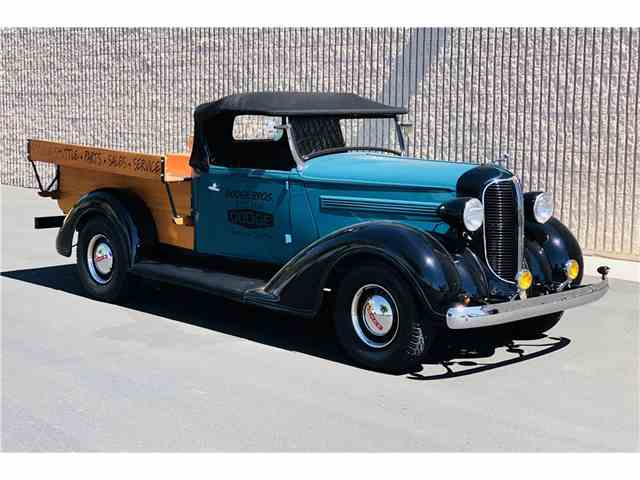 Picture of Classic '38 Dodge 1/2-Ton Pickup located in Connecticut Offered by  - NJCZ