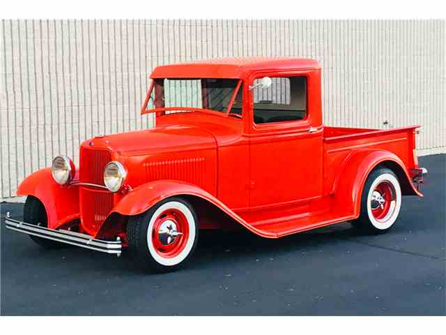 Picture of 1932 1 Ton Flatbed located in Connecticut Auction Vehicle Offered by  - NJD6