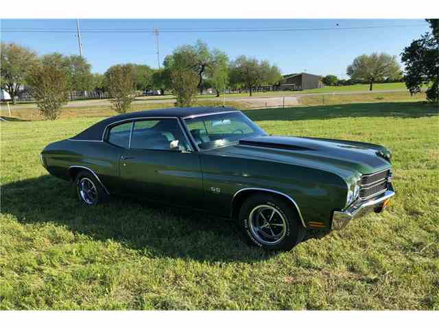 Picture of '70 Chevelle SS - NJDC