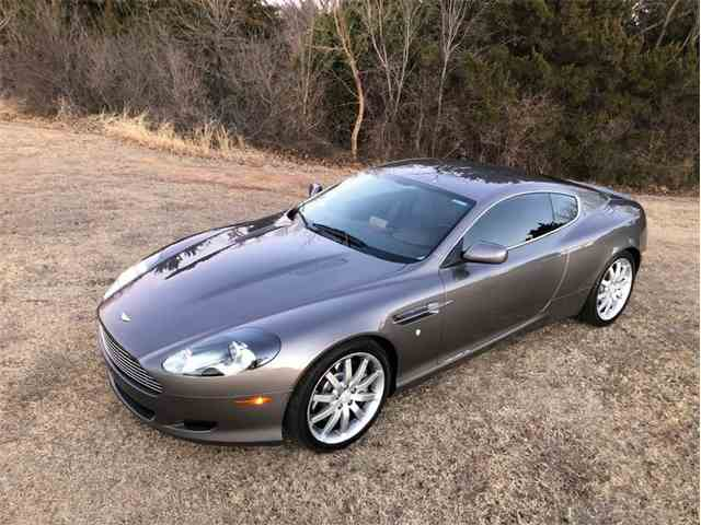 Picture of '05 DB9 - NDOK