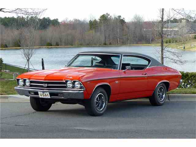 Picture of '69 Chevelle SS - NJDU