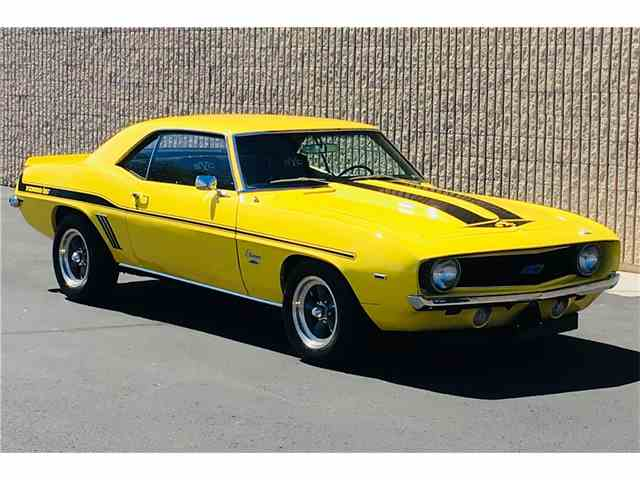 Picture of 1969 Camaro Yenko located in Connecticut Auction Vehicle Offered by  - NJDV