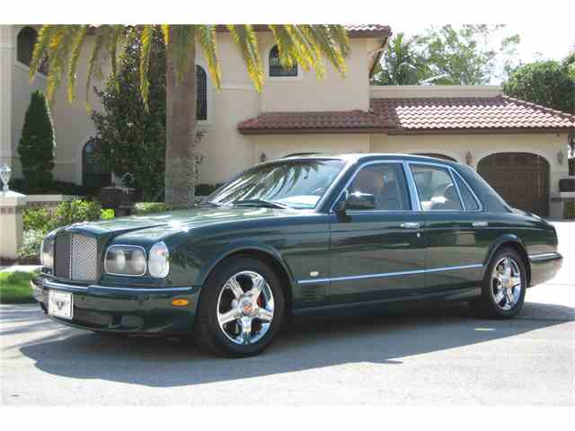 Picture of '01 Arnage - NJDX