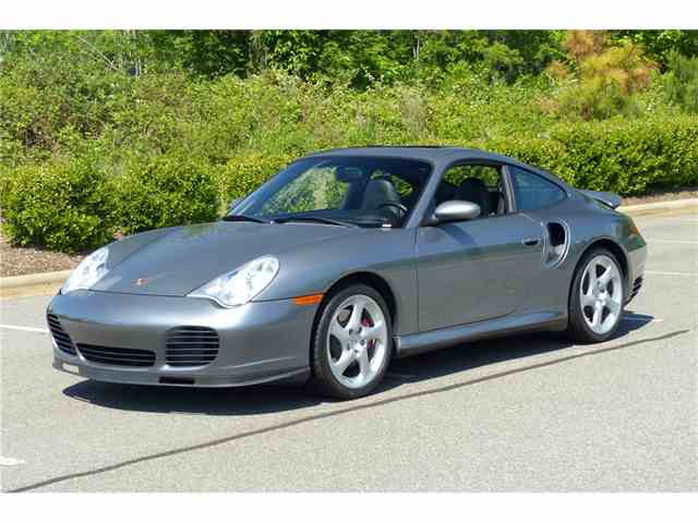 Picture of 2002 Porsche 911 Turbo located in Connecticut Offered by  - NJDY