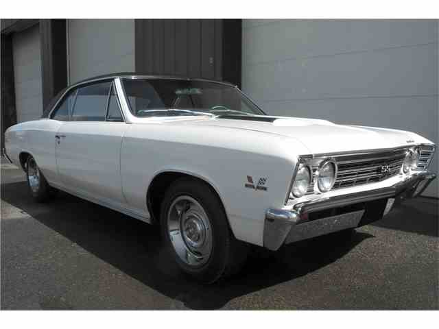 Picture of '67 Chevelle SS - NJE8