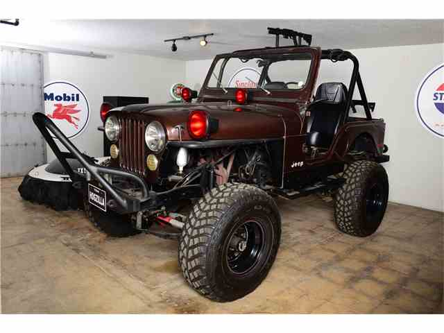 Picture of '80 Jeep CJ5 located in Uncasville Connecticut Auction Vehicle Offered by  - NJEJ