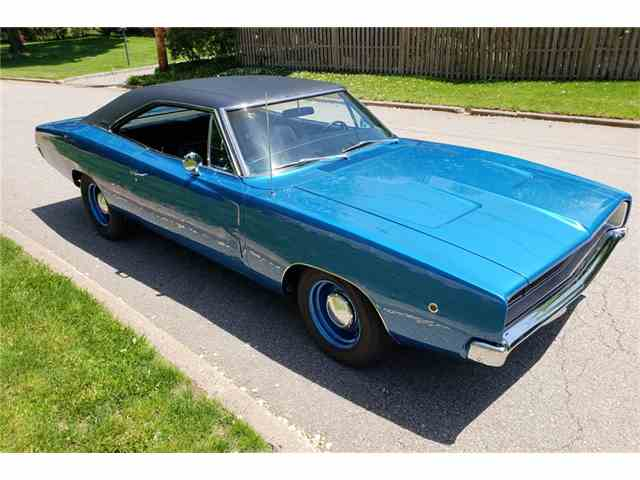 Picture of '68 Charger R/T - NJER