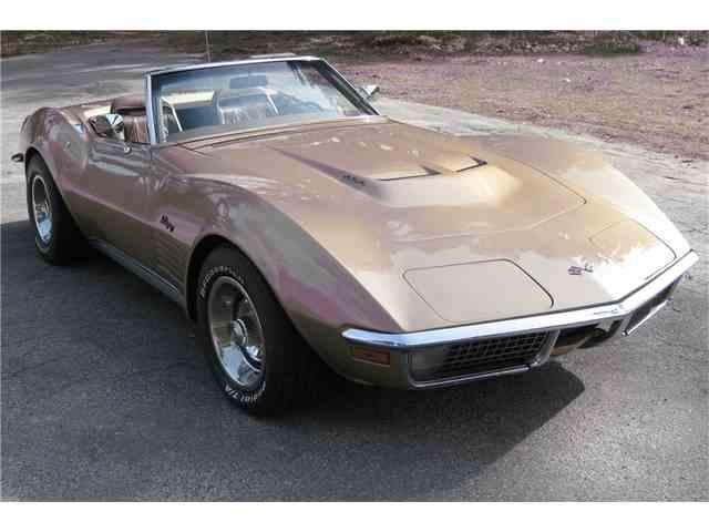 Picture of '71 Corvette - NJET