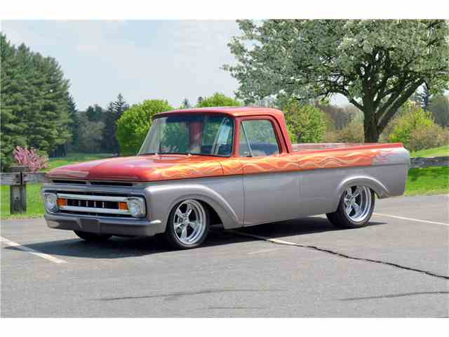 Picture of '61 F100 - NJFF