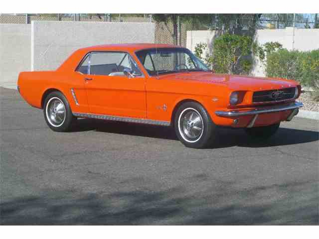 Picture of Classic 1965 Ford Mustang Auction Vehicle Offered by  - NJFQ