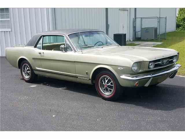 Picture of '66 Ford Mustang GT Offered by  - NJFU