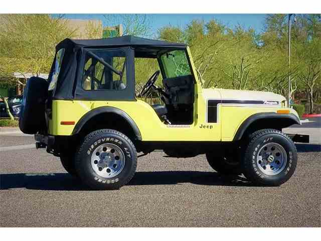 Picture of '74 CJ5 Auction Vehicle Offered by  - NJG1