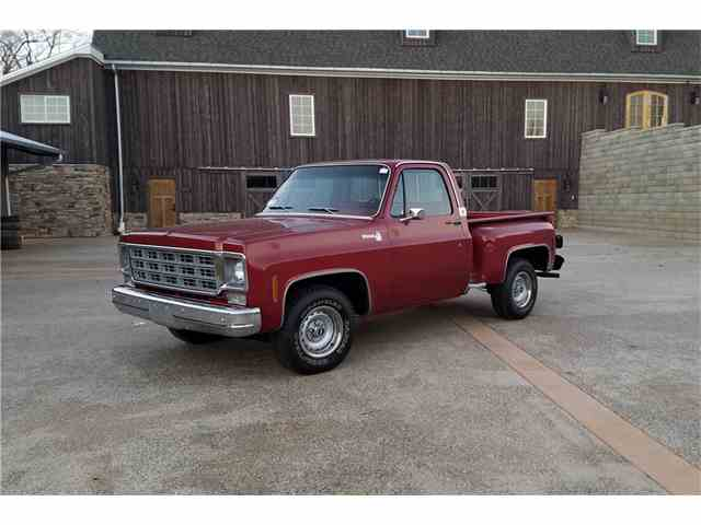 Picture of '78 C10 located in Connecticut Auction Vehicle - NJG4