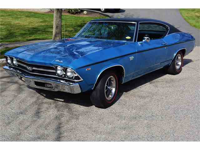 Picture of '69 Chevelle SS - NJGN