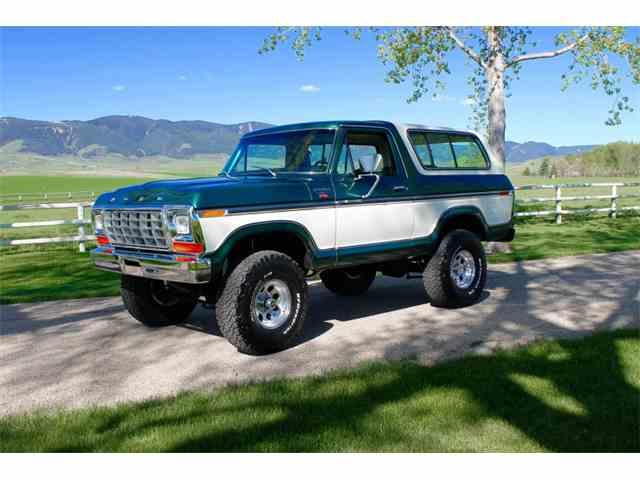 Picture of '78 Bronco - NJGV