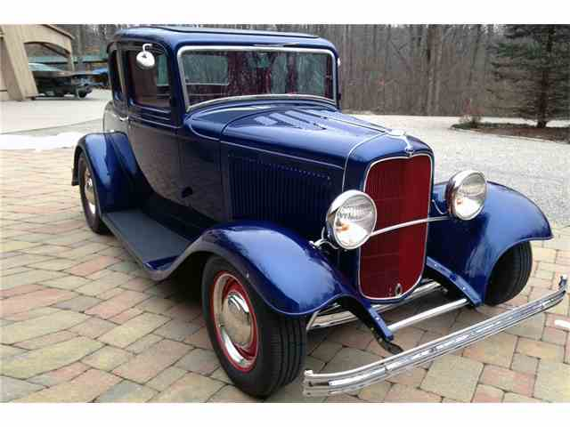 Picture of '32 5-Window Coupe - NJH5