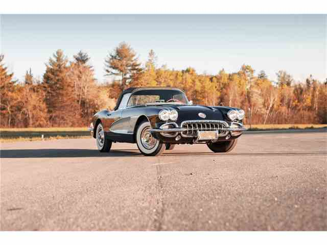 Picture of '58 Corvette - NJH6