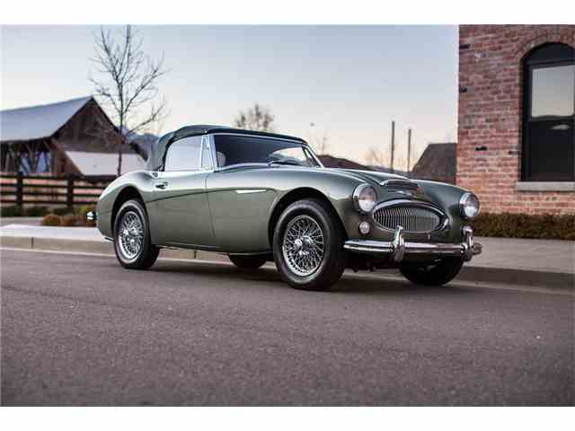 Picture of 1964 Austin-Healey 3000 Mark III BJ8 located in Connecticut Auction Vehicle Offered by  - NJHG