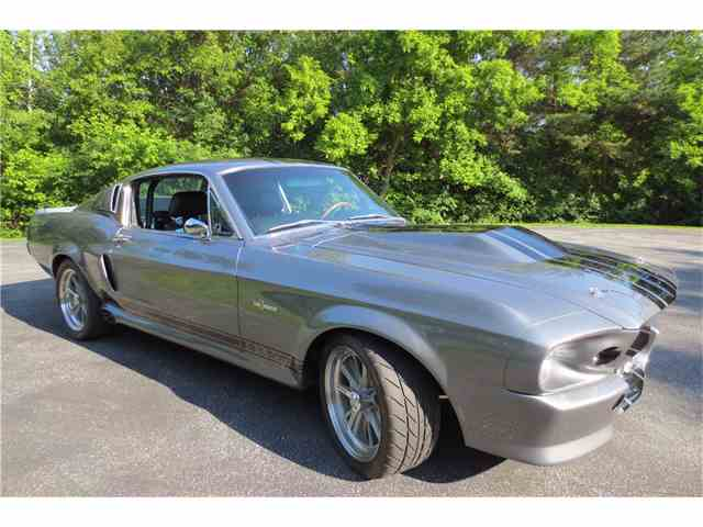 Picture of Classic '67 GT500 Auction Vehicle - NJHO