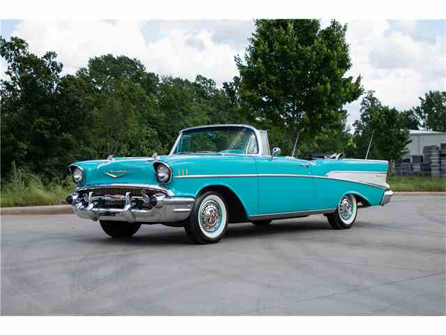 Picture of Classic '57 Bel Air Auction Vehicle - NJHW