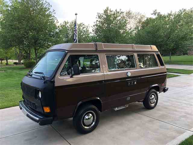 Picture of 1984 Westfalia Camper - $27,900.00 Offered by  - NJHX