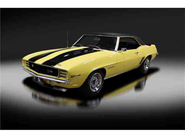 Picture of Classic '69 Camaro RS Z28 Auction Vehicle Offered by  - NJHZ