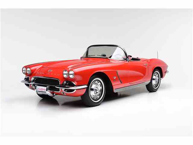 Picture of 1962 Chevrolet Corvette Auction Vehicle Offered by  - NJI1