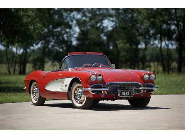 Picture of Classic '61 Chevrolet Corvette Auction Vehicle - NJIB