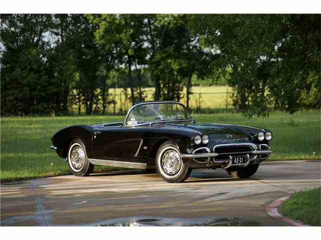 Picture of Classic 1962 Chevrolet Corvette located in Connecticut Offered by  - NJIE