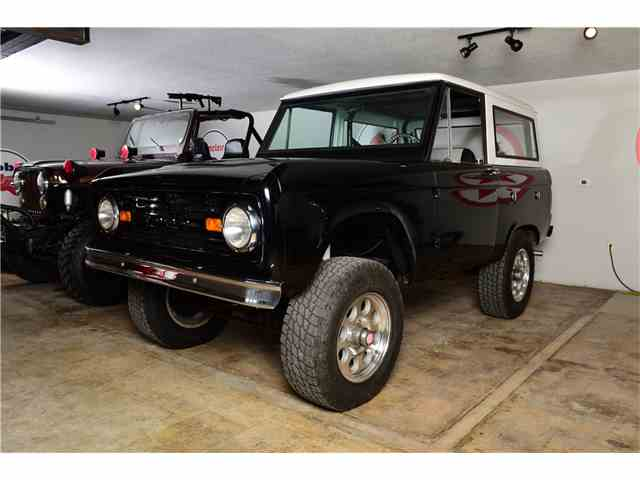 Picture of 1974 Ford Bronco located in Uncasville Connecticut Auction Vehicle Offered by  - NJIT
