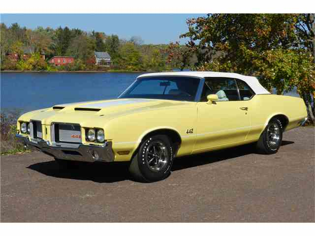 Picture of '72 Oldsmobile 442 - NJJA
