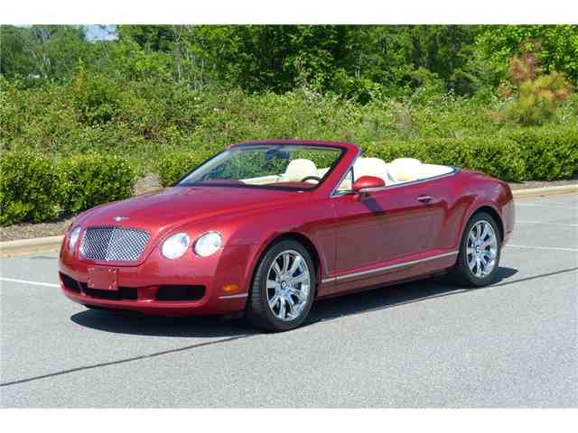 Picture of 2008 Bentley Continental GTC Offered by  - NJJB