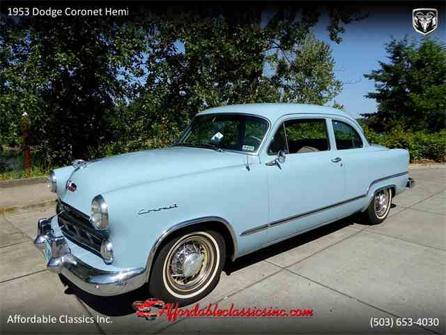 Picture of '53 Coronet - NDP6