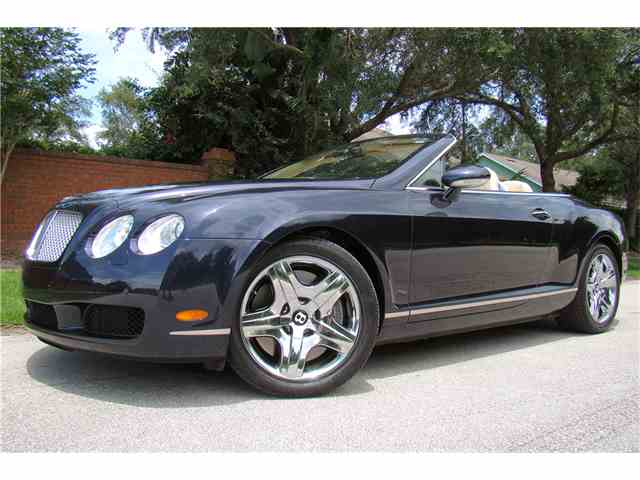 Picture of 2008 Bentley Continental GTC Auction Vehicle - NJJQ