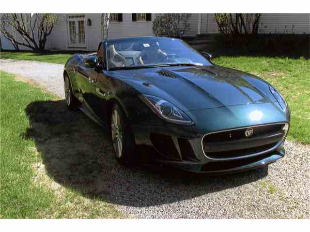 Picture of '16 F-Type - NJJR
