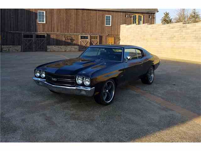 Picture of '70 Chevrolet Chevelle located in Uncasville Connecticut Auction Vehicle - NJK7