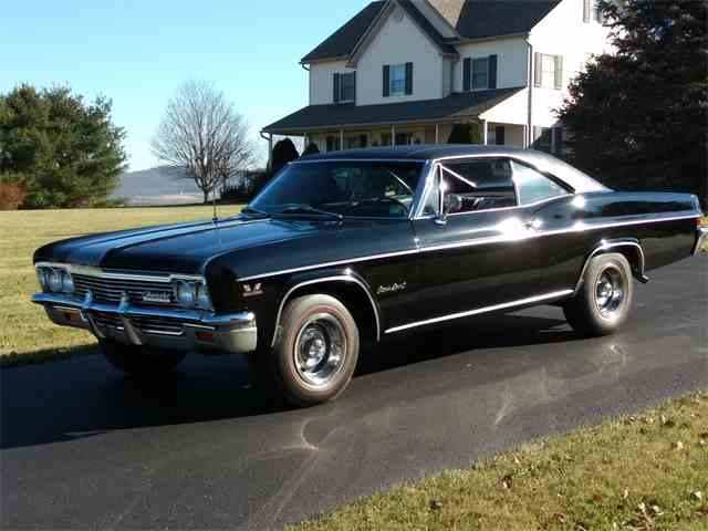 Picture of '66 Impala SS427 located in Virginia - $70,000.00 - NJKG