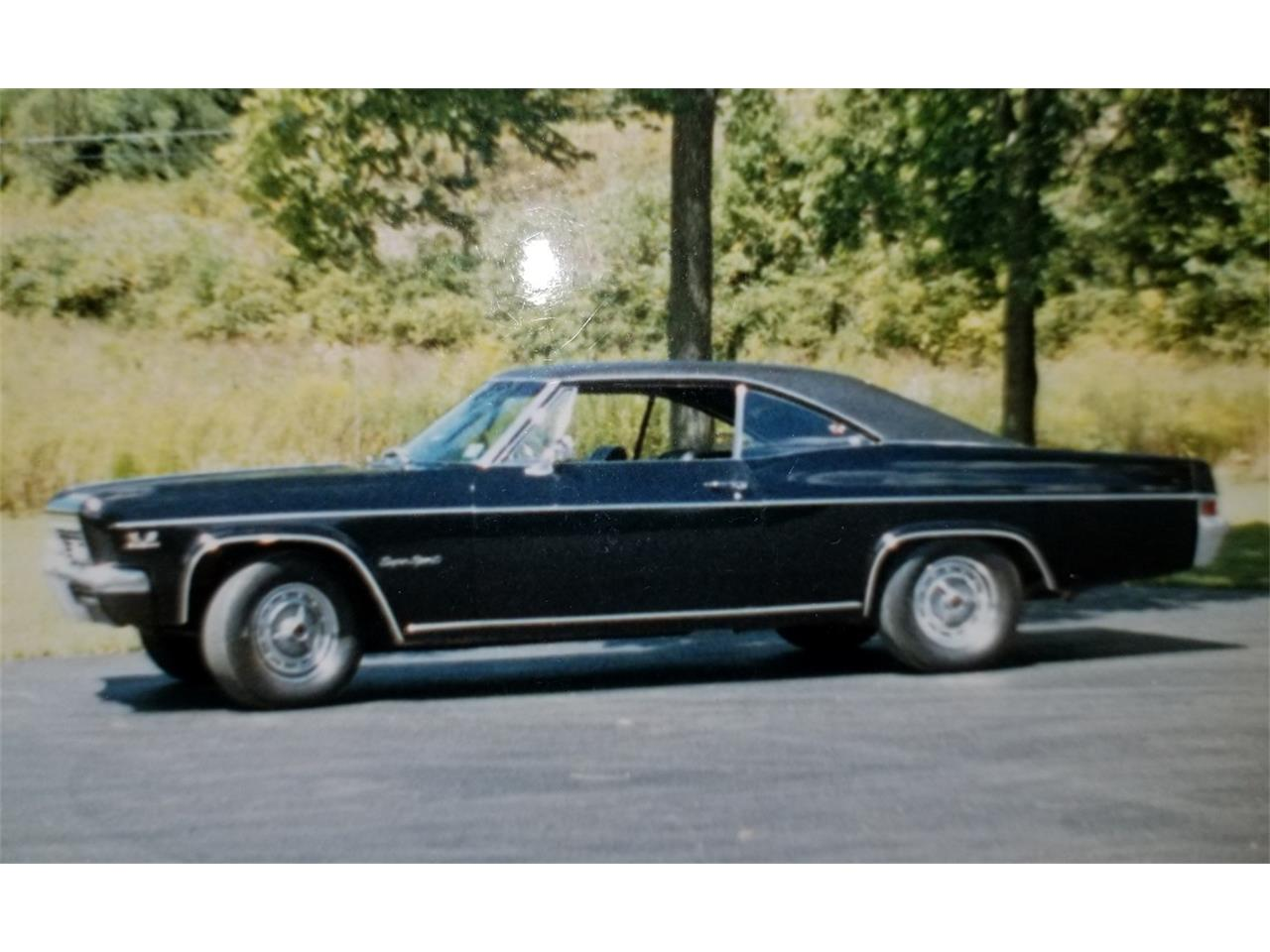 Large Picture of '66 Impala SS427 - NJKG