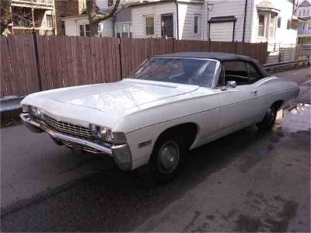 Picture of Classic '68 Chevrolet Impala located in Illinois - $9,995.00 Offered by  - NJKK