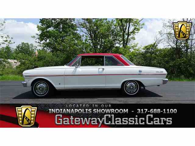 Picture of Classic 1963 Nova located in Indiana Offered by  - NJKV