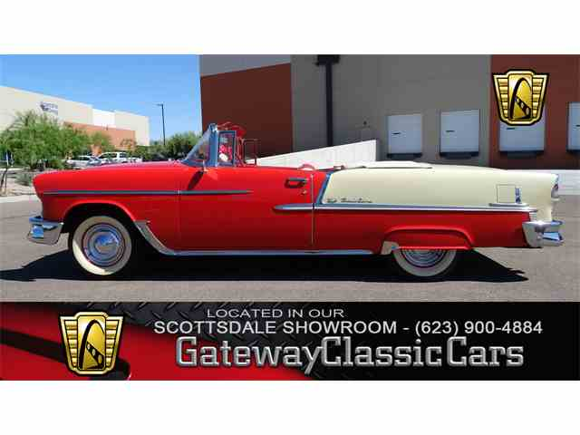 Picture of Classic 1955 Chevrolet Bel Air located in Arizona - $70,000.00 - NJL5