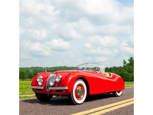 Picture of '53 XK120 - NJLB