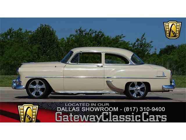 Picture of Classic '53 Chevrolet 210 located in DFW Airport Texas Offered by  - NJLI