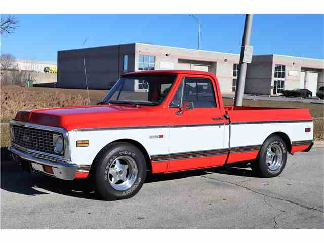 Picture of '71 C10 - NJLP