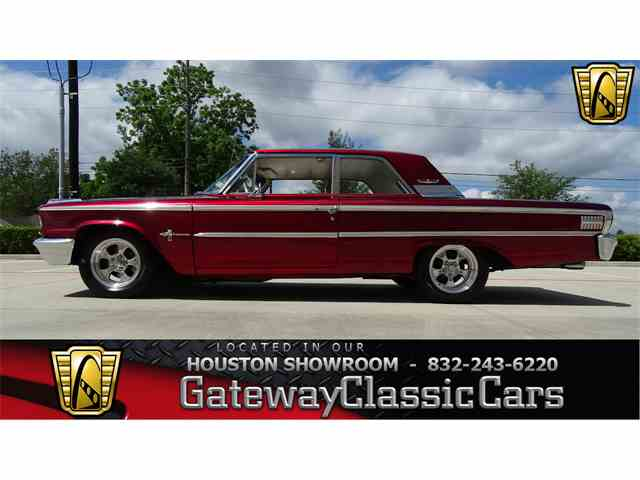 Picture of 1963 Ford Galaxie located in Texas - $34,995.00 Offered by  - NJLW