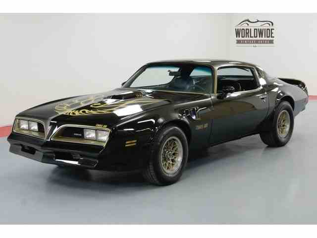 Picture of '77 Firebird Trans Am - NDPF