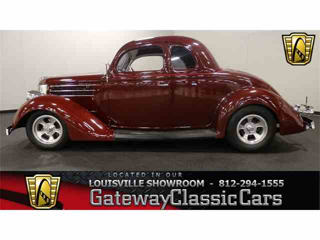 Picture of '36 5-Window Coupe - NJMC