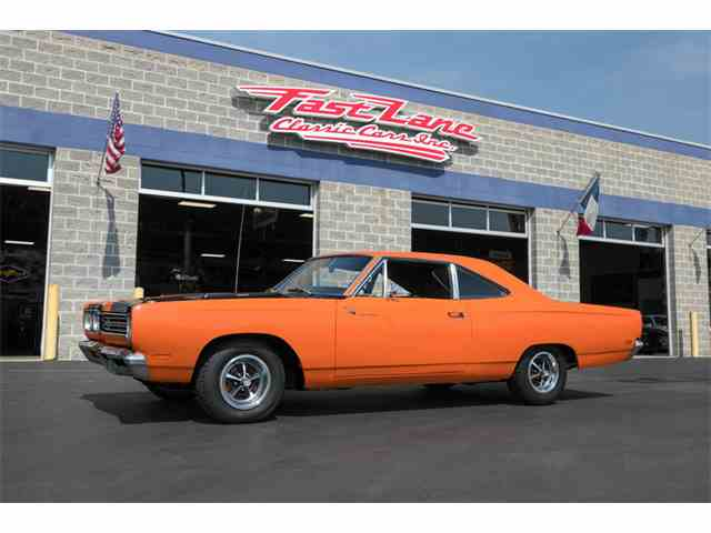 Picture of Classic '69 Plymouth Road Runner located in St. Charles Missouri Offered by  - NJNJ